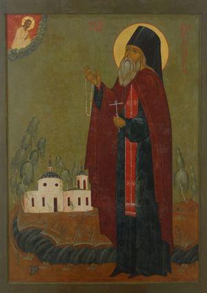 Преподобномученик архимандрит Владимир (Волков)